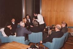 Conference de presse BIT Genve 1983 (msogny) Tags: geneve conference michel bit presse isabelleaubret sogny michelsogny