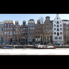Amsterdam_478_SQ (dirkjandb) Tags: winter amsterdam nederland keizersgracht 2012 noordholland