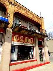 Pennsylvania | New Brighton | Deli (e r j k . a m e r j k a) Tags: pennsylvania balcony beaver storefront deli grocery newbrighton pa65 erjkprunczyk