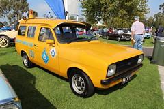 1979 Ford Escort Mk II GL Van