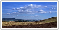 South Lanarkshire Countryside (Mulzy) Tags: sky clouds canon countryside lanarkshire tintohill