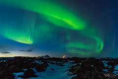 The Northern Light @Hverfjall (Rkitichai) Tags: travel mountain nature landscape iceland outdoor adventure explore aurora nightscene northernlights starrynight hverfjall mvatn travelphotography landscapephotography travelnutzmn fbmetravelnutzrpt