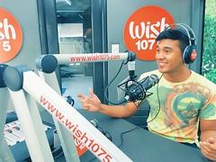 Wish 107.5 Ultimate Fandom Challenge (Rodel Flordeliz) Tags: competition fans wish radiostation wish1075 ultimatefandomchallenge darylong thejuans