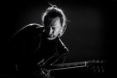 Radiohead in de Heineken Music Hall (3FM) Tags: concert guitar live thomyorke radiohead performer hmh 2016 3fm fotobartheemskerk