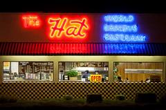 World Famous Pastrami, Plate 7 (Thomas Hawk) Tags: california usa restaurant losangeles route66 neon unitedstates fav50 unitedstatesofamerica thehat pastrami glendora fav10 fav25 fav100