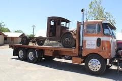 IMG_2786 (RyanP77) Tags: show california b white truck log model shiny trucker international chevy chrome r pete logger gmc peerless kw peterbilt ih kenworth cabover bullnose fruehauf