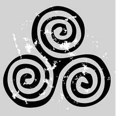 (bla_lab) Tags: ireland abstract black art tattoo illustration contrast spiral design artwork ancient brittany pattern symbol artistic bend background web magic decoration tribal ornament backdrop celtic shape grungy bended russianfederation