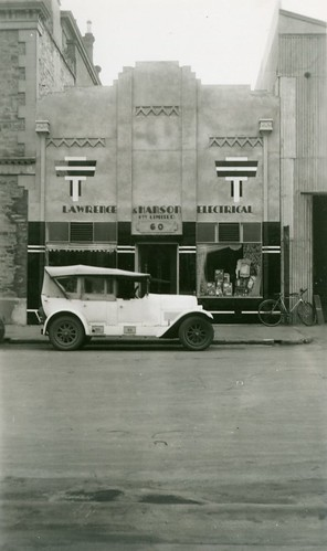 Lawrence & Hanson Electrical, Waymouth Street, Adelaide, 1939