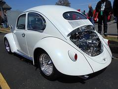 1965 Volkswagen Beetle (splattergraphics) Tags: vw volkswagen beetle carshow 1965 volksrod charlottehallmd southernknightsrodcustomcarclub