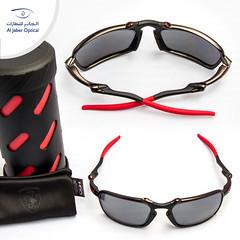 تساعدك نظارات أوكلي في الحفاظ على عينيك وحمايتها من أشعة الشمس بكل أناقة، كذلك لها شكل مميز يمنحك هيئة الرياضيين.  Experience the charisma of Oakley in this powerful shape, The matte metal combines with acetate for a light and resistant sporty style.   #A (Al Jaber Optical) Tags: beauty sunglasses fashion dubai uae health abudhabi alain rak sharjah oakley دبي العين الامارات الشارقة نظارات dubaimall أبوظبي موضه صحة دبيمول نظاراتشمسية الجابرللنظارات aljaberoptical أوكلي