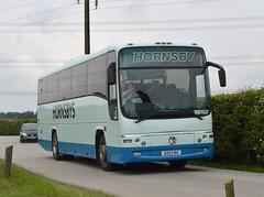 6053 RH: Hornsby, Ashby (originally 00-G-7144 (EI)) (chucklebuster) Tags: volvo smith hornsby paragon ledbury plaxton cummer b10m 6053rh 00g7144 w397rvo