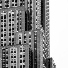 New York Architecture #259 (Ximo Michavila) Tags: city nyc windows sky urban bw usa white newyork abstract building architecture square grey blackwhite day cityscape geometry monochromatic 11 archidose archdaily archiref ximomichavila
