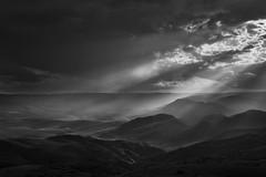 """""""God Rays"""" (Fabio Rage) Tags: morning fog sunrise haze minas gerais rage fabio da serra sao amanhecer joao canastra arraial batista"""