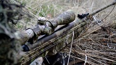 Mandrake Rifle (GunkSkins) Tags: outdoors gun scope rifle hunting camo camouflage weapon hunt firearm mandrake concealment gunskins kryptek
