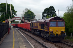 6Z90 middleton towers to warrington arpley at oakham with db mma box hoppers (I.Wright Photography over 2 million views thanks) Tags: warrington with box towers db oakham hoppers middleton mma arpley 6z90