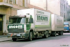 Incom, Italy (Louche71) Tags: truck iveco incom