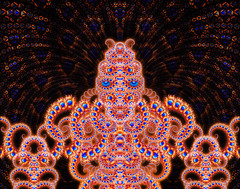 Id Aliunde (Xenodimensional) Tags: spirals patterns surreal optical divine anatomy psychedelic visionary hyperspace