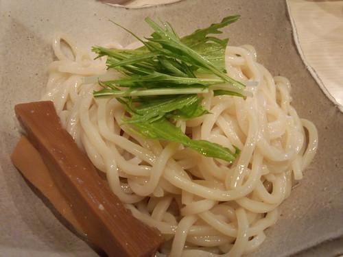 高倉二条の新しい「ゆず麺」