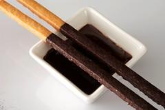 Biscuit roul aux deux chocolats - Vertig'O restaurant - Hotel de la Paix - Geneva (Concorde Hotels Resorts) Tags: restaurant geneva desserts hoteldelapaix vertigorestaurant