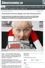 Sudostcchweiz.ch (Ronnie Biggs The Album) Tags: ronnie biggs greattrainrobbery oddmanout ronniebiggs ronaldbiggs
