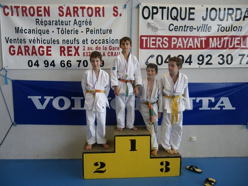 Alexandre podium 1er2011
