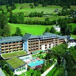 Hotel Ronacher im Sommer