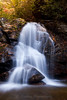 Maidenhair Falls (John Cothron) Tags: autumn fall nature water creek river georgia waterfall stream outdoor sunny granite flowing fissure freshwater crevice ravenclifffalls whitecounty doddcreek maidenhairfalls johncothron cothronphotography