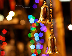 Jingle Bells !! Jingle Bells (Kanishka **) Tags: christmas canon lowlight dof christ bokeh jesus bangalore dec25 jinglebells kanishka december25
