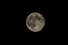 Moon (_Rjc9666_) Tags: moon black night nikon lua 12 493 d5100 ruijorge9666