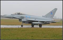 ZK325/EQ  TYPHOON  6sqn  RAF (MANX NORTON) Tags: shadow vulcan r1 boeing tornado usaf raf nato sentinel sentry nimrod awacs gr4 xh558 e3b e3a 41sq