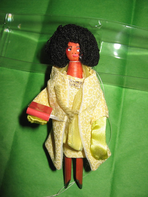 MICHELLE OBAMA Ornament #4 IMG_1273
