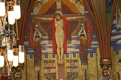 Cathedral of the Madeleine (Utah Guy) Tags: christmas december carol saltlakecityutah 2011 cathedralofthemadeleine