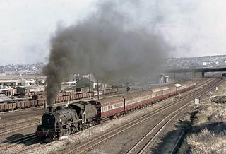 Class 24 #3631 at Sydenham