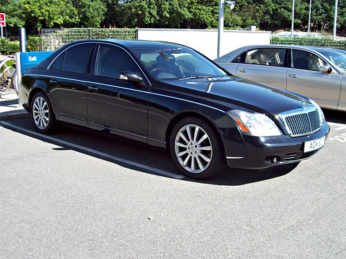 425 Maybach 57 (2002-on)