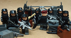 N.T.I  Urban Assault ([N]atsty) Tags: urban brick lego ba minifig bf minifigure assult nti brickarms brickforge minifigcat