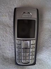 Nokia 6230, un clasico (J. Aguila) Tags: people mobile mexico nokia phone celular telefono 6230 telcel conecting 6230b