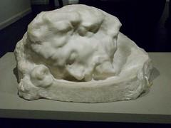 Rodin: Severed Head of Saint John the Baptist (c 1887-1907)