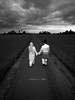 And Thus Begins A New Journey (Encik Capin) Tags: wedding portrait bw olympus e1 2012 kahwin nikah 714mm capin xenocapin