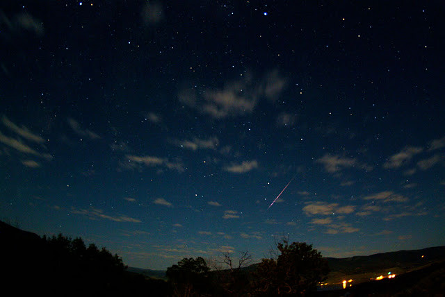 Looking to the Stars: NASA Touts 'Beautiful' METEOR SHOWER Wednesday
