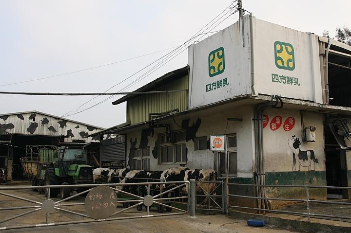 四方鮮乳牧場011