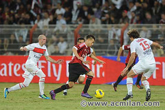 AC Milan VS PSG (A.C. Milan) Tags: dubai pato van bommel festeggiamenti coppa allegri gattuso ambrosini bonera valoti