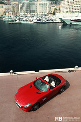 Vertical Limit (Raphal Belly) Tags: pictures red paris cars car private de french rouge photography eos mercedes hotel photo shoot riviera photographie photoshoot casino montecarlo monaco 63 mc belly exotic 7d hermitage raphael rosso fontvieille luxury rb rocher v8 fairmont spotting sls amg supercars roadster cabriolet raphal sance principality 2011 principaut egarage