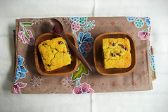 Cranberry and orange cornbread (what should i eat for breakfast today) Tags: morning food breakfast corn delicious cranberry cornbread hungrymoments cranberryandorangecornbread