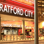 Stratford City busstation
