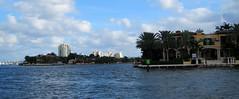 Fort Lauderdale: Mansions (wallyg) Tags: florida fortlauderdale mansion ftlauderdale browardcounty intracoastalwaterway millionairesrow veniceofamerica