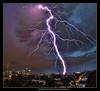 Beautiful but Deadly. Sydney Summer Lightning Storm. Less than 1km away! Glebe 2037 (Gary Hayes) Tags: storm canon sydney fisheye crop lightning glebe wow1 wow2 wow3 wow4 2037 wow5 stormydays 5dii flickrstruereflection1 allofnatureswildlifelevel1