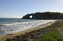 Playa Ventana (rafaelsantiagotoro) Tags: naturaleza azul mar nikon puertorico playa arena playas guayanilla d7000