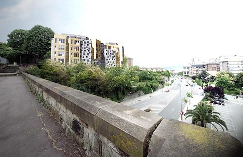 35 viviendas en Begoña Bilbao. 07