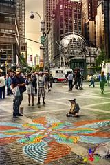 Any day in NY - HDR (Carmen Carreo Kcphotography) Tags: ny newyork hdr nuevayork highdinamicrange altorangodinmico