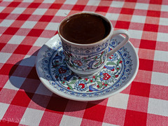 Turkish mocha (light guard) Tags: food brown black hot color cup coffee closeup turkey dark greek cafe energy drink traditional beverage culture bubbles istanbul fresh arabic gourmet mocha foam bubble mug calligraphy cloth tablecloth caffeine aromatic effect liquid addiction turkish saucer freshness roasted nonalcoholic aroma arabica eyp refreshment scented ingredient stimulant pierreloti lightguard jm:rating=4 jm:refined=lart 00motiv 00np jm:export=microstock jm:export=ready 00nopeople jm:export=appletv